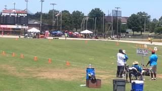 Quincy Wilson 400m dash USA Regions