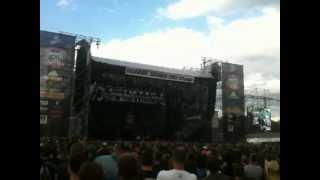 Horkýže slíže - Vlak (Masters of Rock 2012)