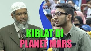 SHALAT di PLANET MARS Kemana KIBLATNYA? | Dr. Zakir Naik