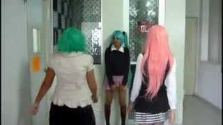 --.Rolling Girl.-- [Miku Hatsune] -Live Action-