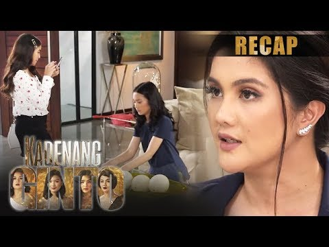 Daniela and Marga take over the mansion | Kadenang Ginto Recap