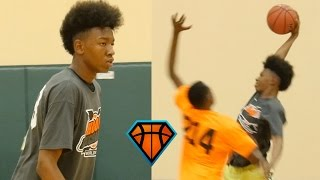 2019 CJ Walker Shows Off His Versatility at the HoopExchange Spring Showcase!!