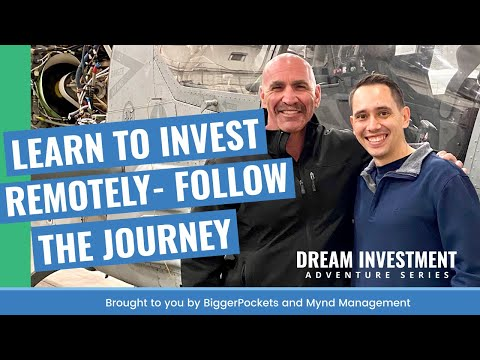 How to Invest In Real Estate Out Of State! | Ep. 1 Dream Investment Adventure