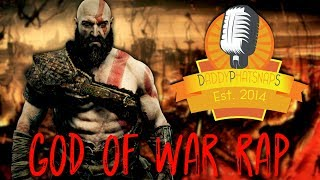 God Of War Rap Song - E3 2017 - feat. Bonecage ► Daddyphatsnaps