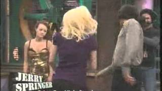 Feisty One-Night Stands (The Jerry Springer Show)