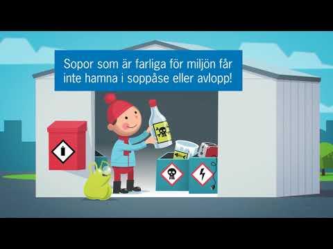 Om sopor och återvinning