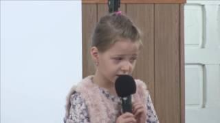 Teodora BIVOLEANU   Psalm 23 6 mai 2017