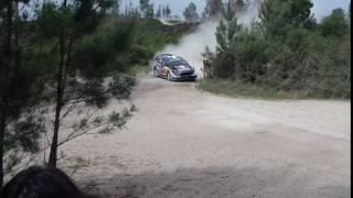 RALI DE PORTUGAL/2017, 'Montim', SÉBASTIEN OGIER + JULIEN INGRASSIA - Ford Fiesta WRC