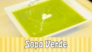 Sopa Verde Low Carb