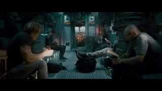The expendables 2 Crystal blue persuasion