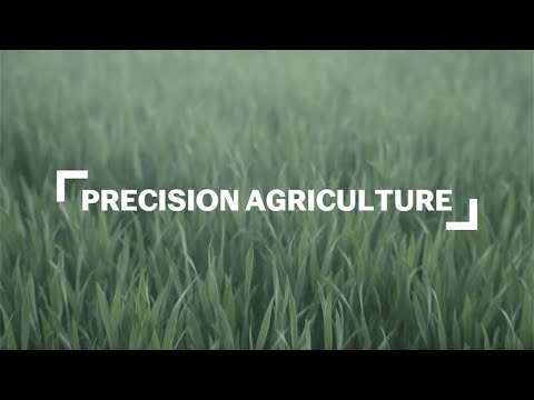 Innovation from field to fork - Precision agriculture