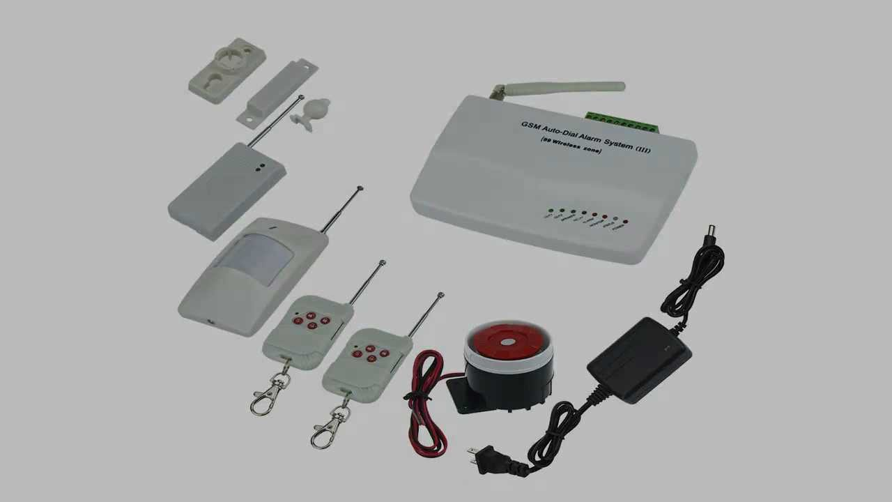 Wireless Home Alarm Systems Sullivan City TX 78595