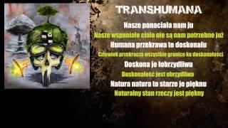 """ZENEK - Transhumana (z albumu """"33"""") z pełnym tłumaczeniem"""