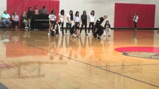 BTS - SBS Dance Intro Cover (Song 2) / Kpop Cats