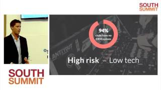 South Summit 2015 - Startup Pitch - XCEED - Mattia Franco