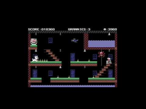 Grannys Teeth 2020 Preview [Commodore 64]