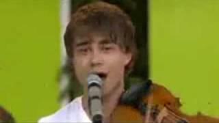 Alexander Rybak - Fairytale (live)