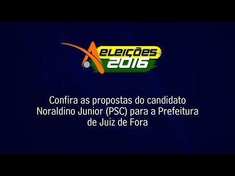 ACESSA.com - Candidato Noraldino Júnior apresenta propostas