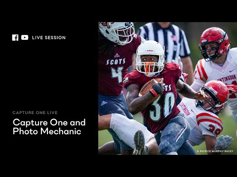 Capture One 20 | Quick Live : Capture One and Photo Mechanic