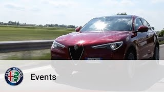 Alfa Romeo @1000Miglia. Every legend returns