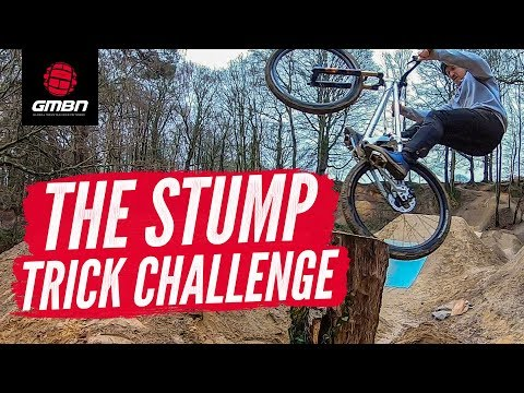 The Stunt Stump | Blake's Trick Riding Challenge