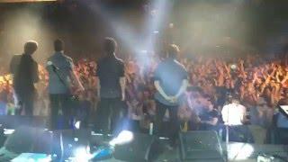 """NIÑOS MUTANTES. Final del concierto """"Mutanciones"""" en La Riviera"""