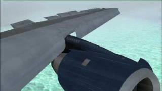 FS2004 first video