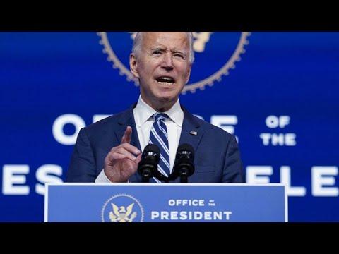 ¿Qué respresenta la victoria de Joe Biden para la Unión Europea?