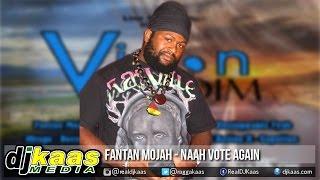 Fantan Mojah - Nah Vote Again [Vision Riddim] Live MB Music | Reggae December 2014