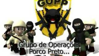 Vídeo de apresentação do clã GOPP