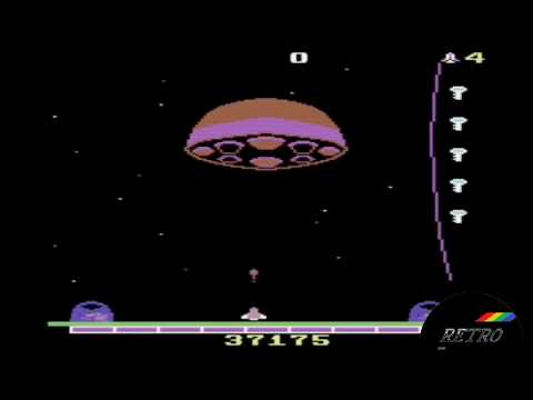 Bandits p/ Commodore 64 - Review de RETROJuegos by Fabio Didone