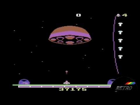 Bandits p/ Commodore 64 - Review de RETROJuegos by Fabio Didone #RETROJuegos byFabio