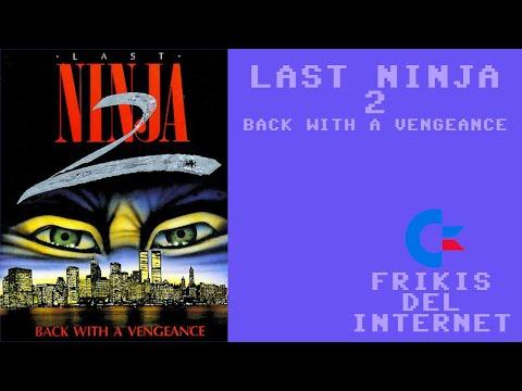 Last Ninja 2 (c64) - Walkthrough comentado (RTA)