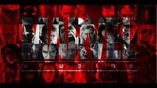 EMINEM - Till I Collapse (NEFFEX Remix) MMV Marvel