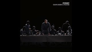 Stormzy feat MNEK - Blinded by your grace Pt. 1 LYRICS #GSAP
