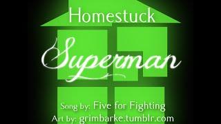 Superman Lyricstuck