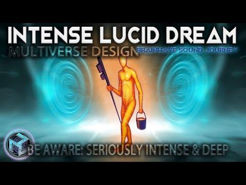BE AWARE:ULTRA DEEP MULTIVERSE LUCID DREAM MUSIC /Deep SLEEP