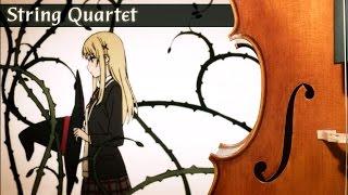 Yamada-kun to 7-nin no Majo OP - String Quartet | 山田くんと7人の魔女 OP「Kuchizuke Diamond」