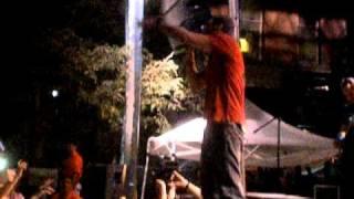 Flobots Handlebars Live 8/20/2010 Fort Collins CO Great Sound!
