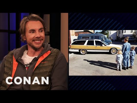 Dax Shepard's Souped Up 1994 Buick Roadmaster - CONAN on TBS