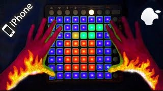 iPhone 8 - (MetroGnome Remix) - [Launchpad Cover]