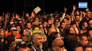 Mawazine : Ceelo Green livre une performance vocale exceptionnelle