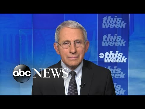 'Things are going to get worse': Dr. Anthony Fauci