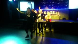 Dongbei - Team B (IKON)  YG [ cover dance] + Shinee Everybody (intro)