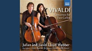 Concerto for 2 Cellos in G Minor, RV 531: I. Allegro