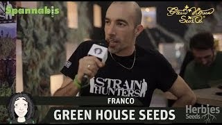 Green House Seeds @ Spannabis Barcelona 2013