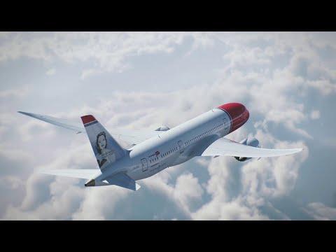 Norwegian skaper grunnlag for 17 000 arbeidsplasser i Norge