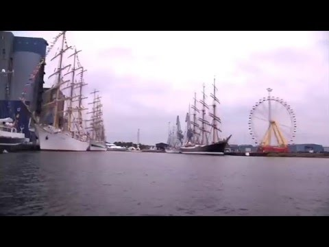 The Tall Ships Races Halmstad 2017