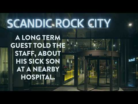 #inspiringservice by Scandic Rock City