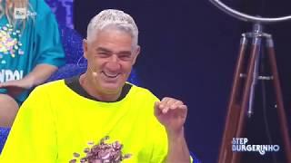 """Step Burgerinho"" - Stasera tutto è possibile 30/09/2019"